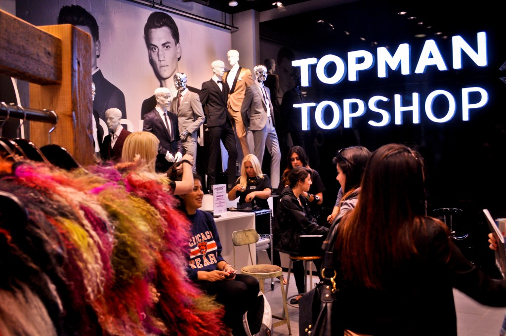 Topshop Chicago